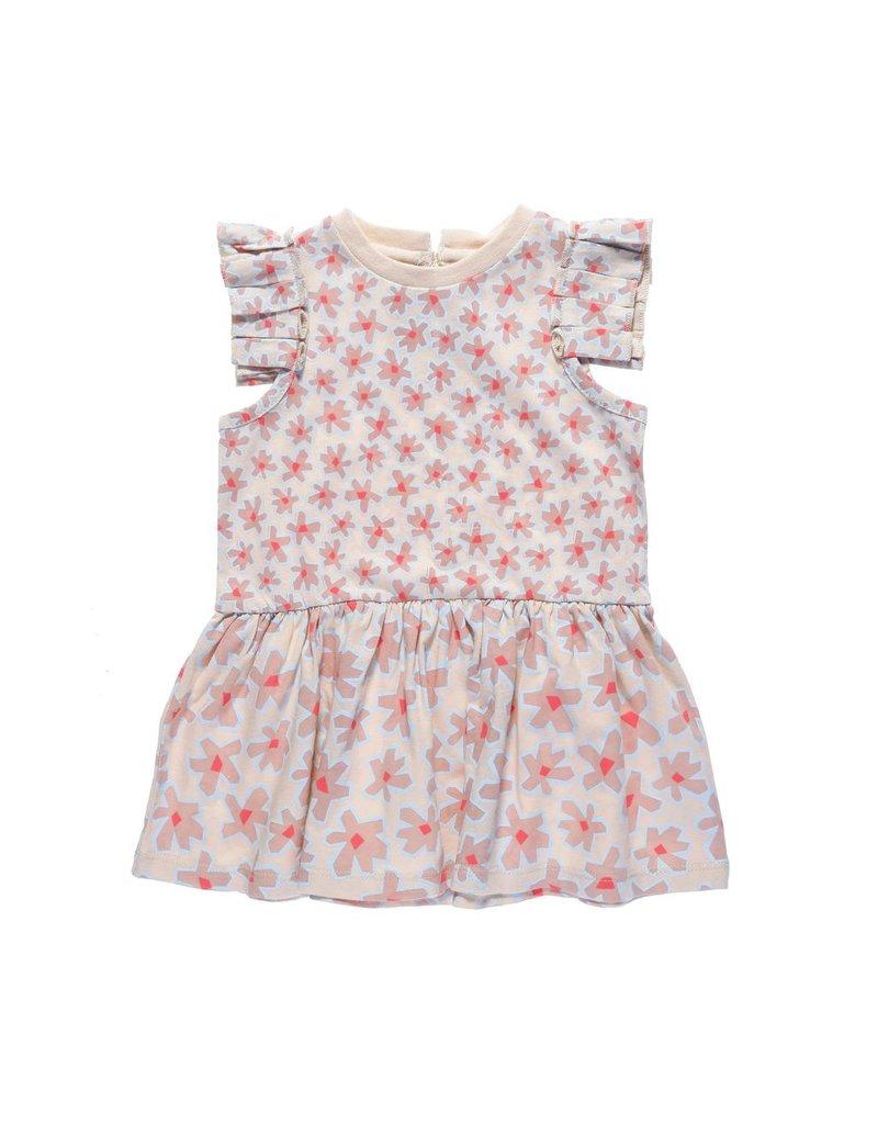 Stella McCartney Kids Stella McCartney Kids CAMILIA DRESS W/FLOWERS PRINT