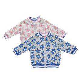 Stella McCartney Kids Stella McCartney Kids COTTONWOOD CARDIGAN FLOWERS