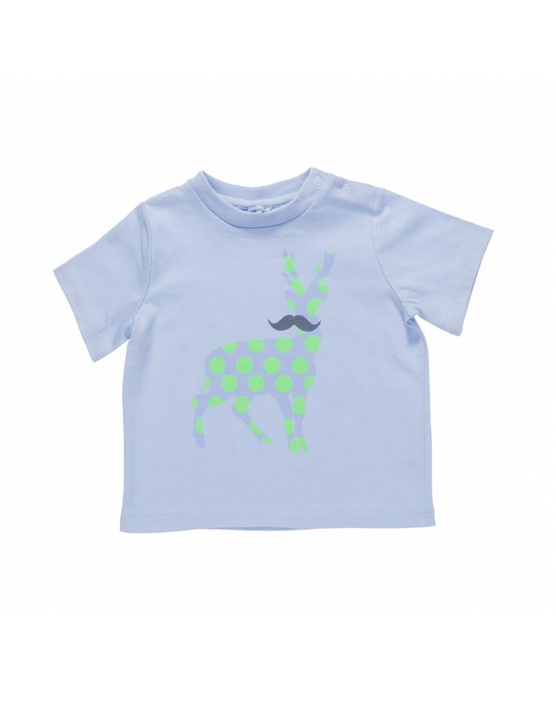 Stella McCartney Kids Stella McCartney Kids CHUCKLE DEER PR TEE