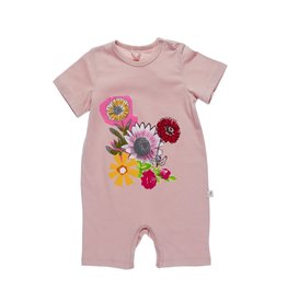 Stella McCartney Kids Stella McCartney Kids KIT W/FLORAL COLLAGE PR