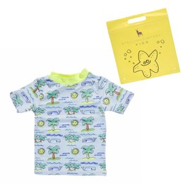 Stella McCartney Kids Stella McCartney Kids SPLASH SWIM BABY TEE