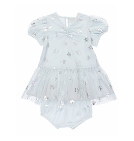 Stella McCartney Kids Stella McCartney Kids MISSY BABY DRESS FLOWERS PRINT