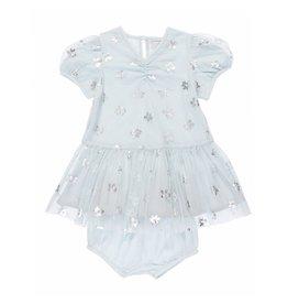 Stella McCartney Kids Stella McCartney Kids MISSY BABY DRESS FLOWERS PRINT
