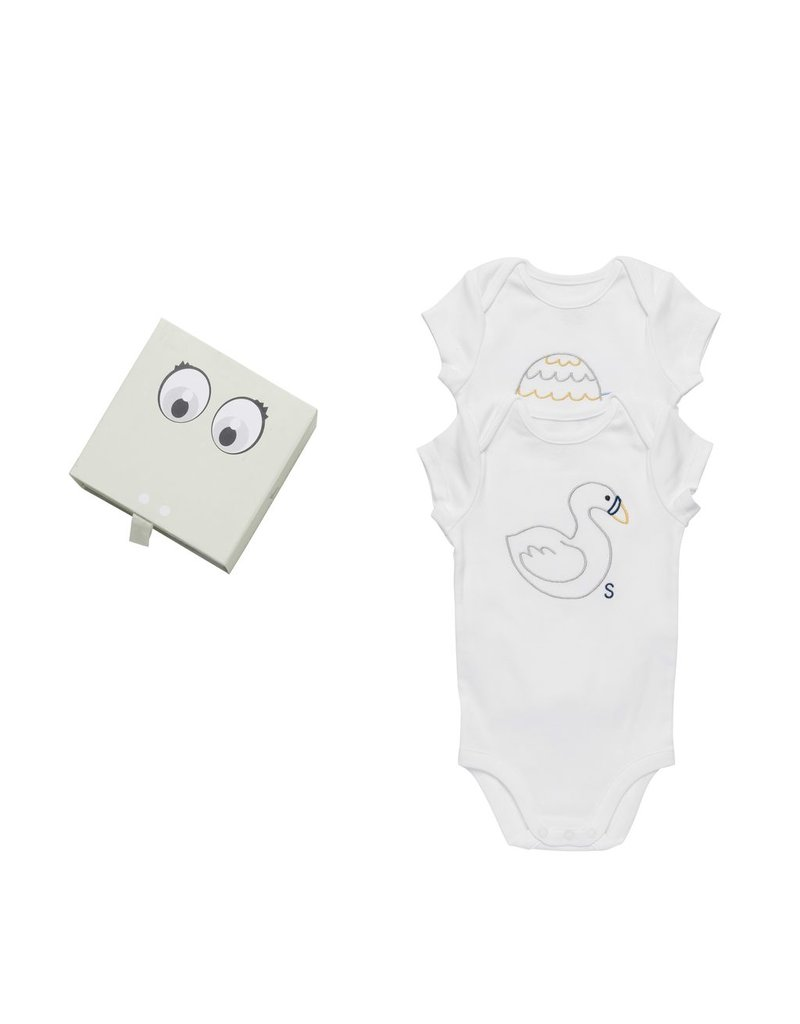 Stella McCartney Kids Stella McCartney Kids SAMMIE BODYSUITS - 2 SET