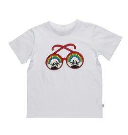 Stella McCartney Kids Stella McCartney Kids ARLO TEE W/SUNGLASSES PRINT