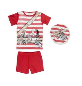 Stella McCartney Kids Stella McCartney Kids LOUIE BEACHCOMBER PYJAMA