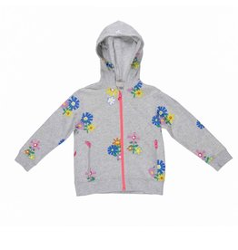 Stella McCartney Kids Stella McCartney Kids REBECCA SWEATER W/FLORAL PRINT