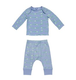 Stella McCartney Kids Stella McCartney Kids BUSTER/MACY TR SUIT BABY CROC