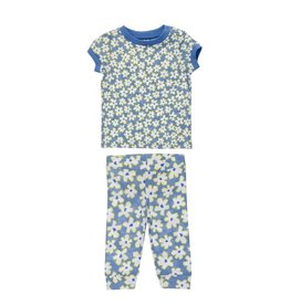 Stella McCartney Kids Stella McCartney Kids LIZZIE/GIGGLE TSUIT FLOWERS PR