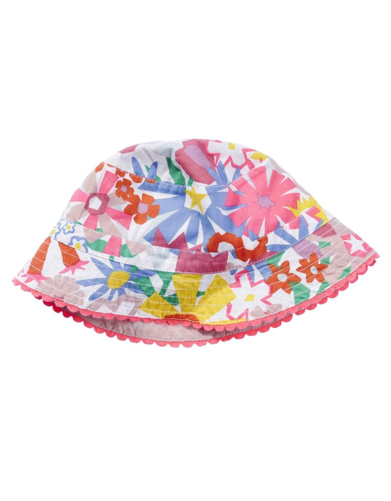 Stella McCartney Kids Stella McCartney Kids DOLORES HAT COLLAGE FLORAL PRINT