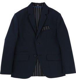 Hugo Boss Hugo Boss Lycra satin suit jacket , poplin lining.