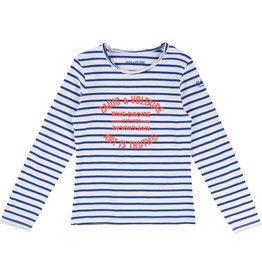 Zadig and Voltaire Zadig and Voltaire Jersey striped tee shirt