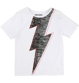Zadig and Voltaire Zadig and Voltaire Cotton jersey tee-shirt, front print