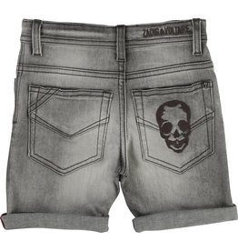 Zadig and Voltaire Zadig and Voltaire Cotton elastane 5 pockets denim shorts