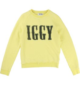 "Zadig and Voltaire Zadig and Voltaire Cotton fleece sweater, ""Iggy"""
