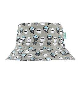 Acorn Acorn Boo Reversible Bucket Hat, ,
