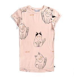 Minti Minti I Heart Cats Dress