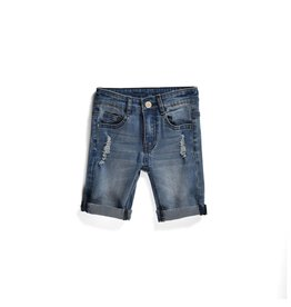 Minti Minti Blasted Denim Short