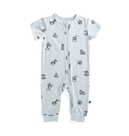 Minti Minti Summer Icons Zippy Suit