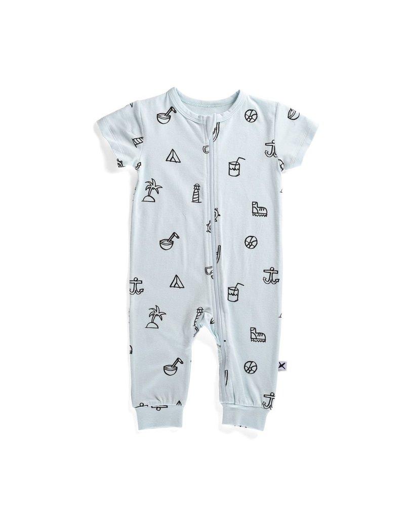 Minti Minti Summer Icons Zippy Suit