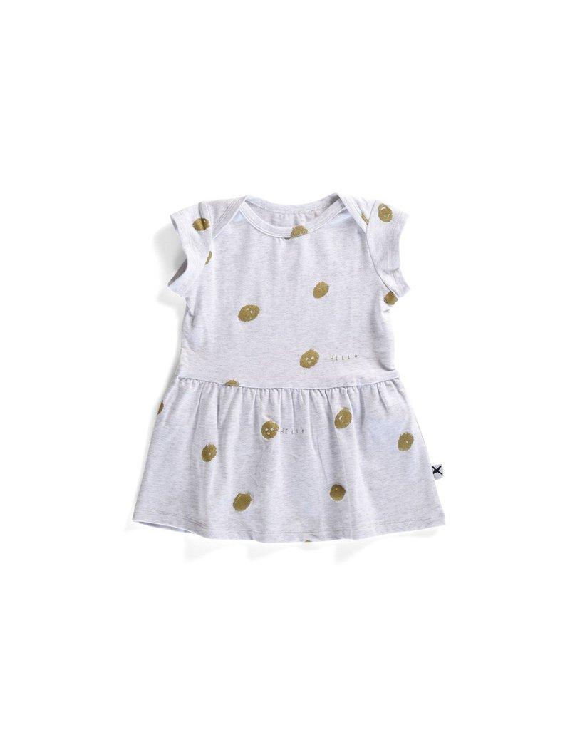Minti Minti Happy Dots Dress