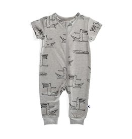 Minti Minti Cheeky Crocodile Zippy Suit