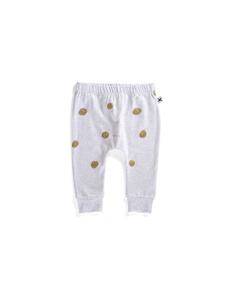 Minti Minti Happy Dots Cosy Pant