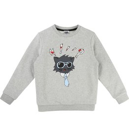 Karl Lagerfeld Kids Karl Lagerfeld French terry sweatshirt
