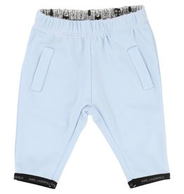 Karl Lagerfeld Kids Karl Lagerfeld Interlock sweat pants