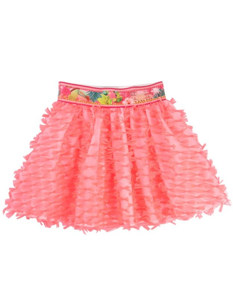 Billie Blush Billie Blush Organza tulle Skirt, elasticated waist