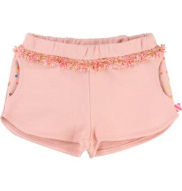 Billie Blush Billie Blush Cotton fleece Shorts