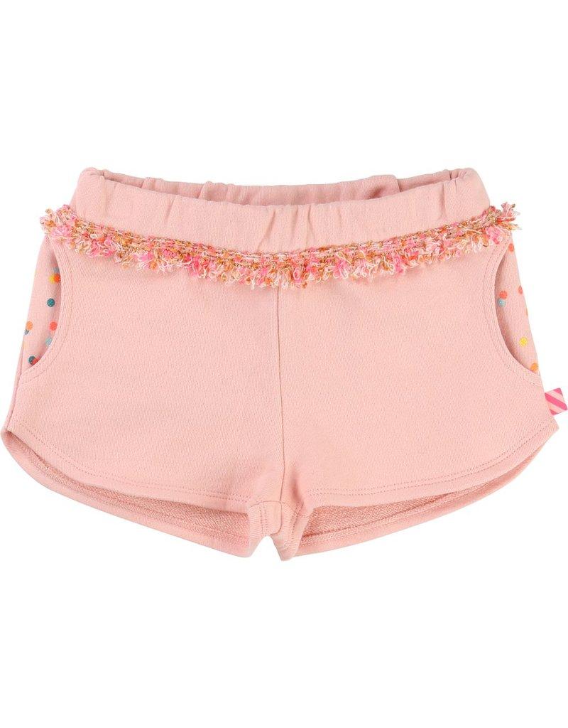 Billie Blush Billie Blush Cotton fleece Shorts