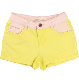 Billie Blush Billie Blush Cotton elastane twill Shorts