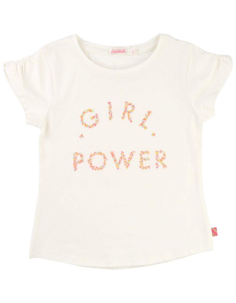 Billie Blush Billie Blush Girl Power Tee Shirt