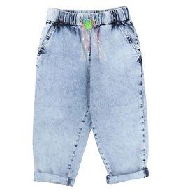 Billie Blush Billie Blush Denim Trousers