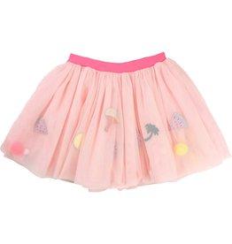 Billie Blush Billie Blush Tulle Tutu sequin skirt