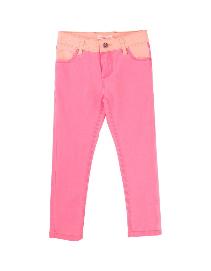 Billie Blush Billie Blush Trousers, bow at the back
