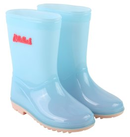 Billie Blush Billie Blush Rain Boots, brand print., ,