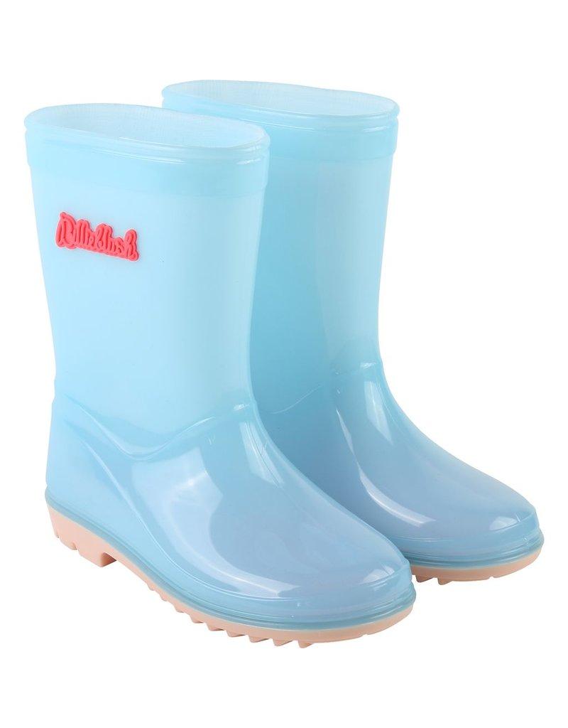 Billie Blush Billie Blush Rain Boots, brand print., ,