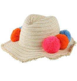 Billie Blush Billie Blush Hat, pompom.