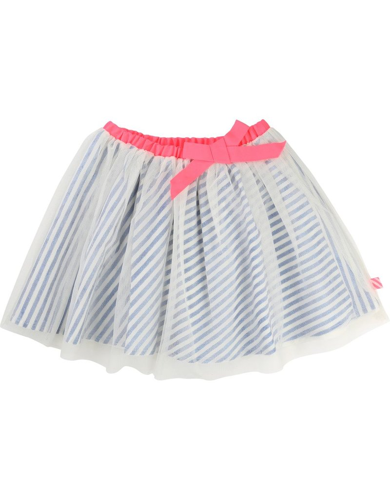 Billie Blush Billie Blush Tulle Skirt, elasticated waist, fancy bow detail