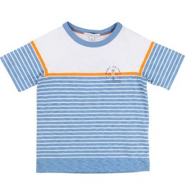 Little Marc Jacobs Little Marc Jacobs Jersey Stripe Tee Shirt
