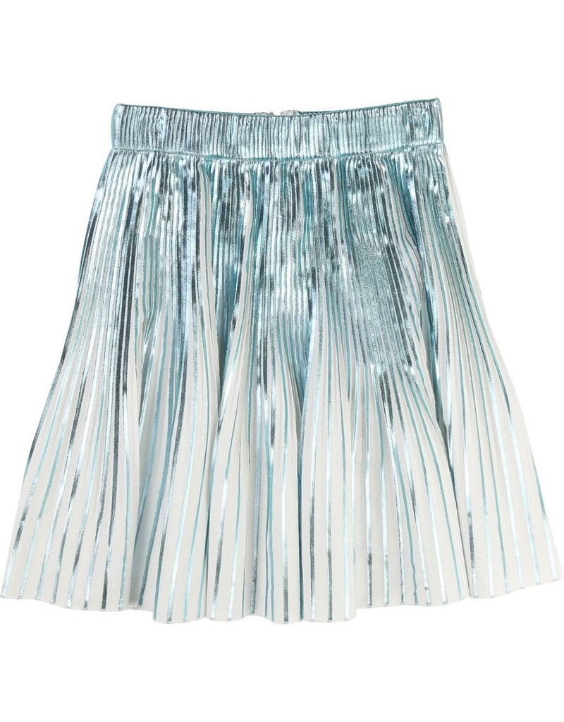 Little Marc Jacobs Little Marc Jacobs Party crepe pleated Skirt