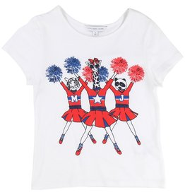 Little Marc Jacobs Little Marc Jacobs Modal jersey Tee Shirt