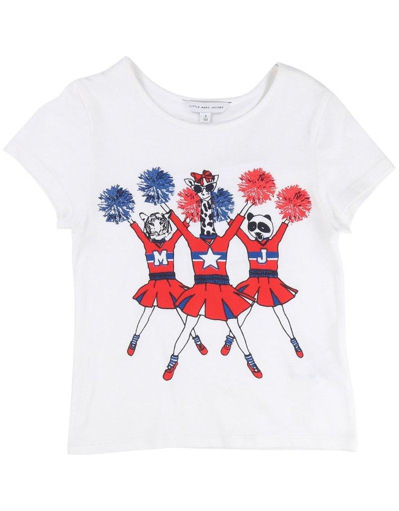 Little Marc Jacobs Little Marc Jacobs Modal jersey Tee Shirt