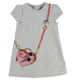 Little Marc Jacobs Little Marc Jacobs Fleece Dress