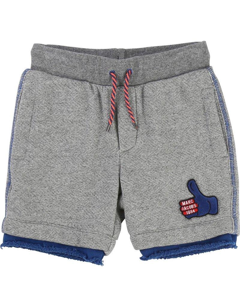 Little Marc Jacobs Little Marc Jacobs Fleece Shorts