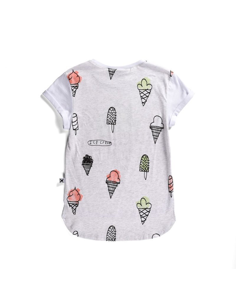 Minti Minti I Scream Icecream Tee