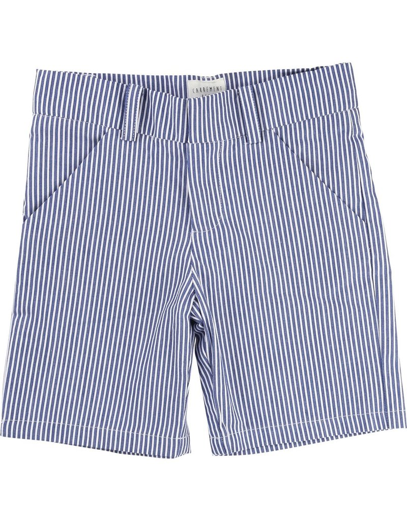 Carrement Beau Carrement Beau Cotton Bermuda Shorts