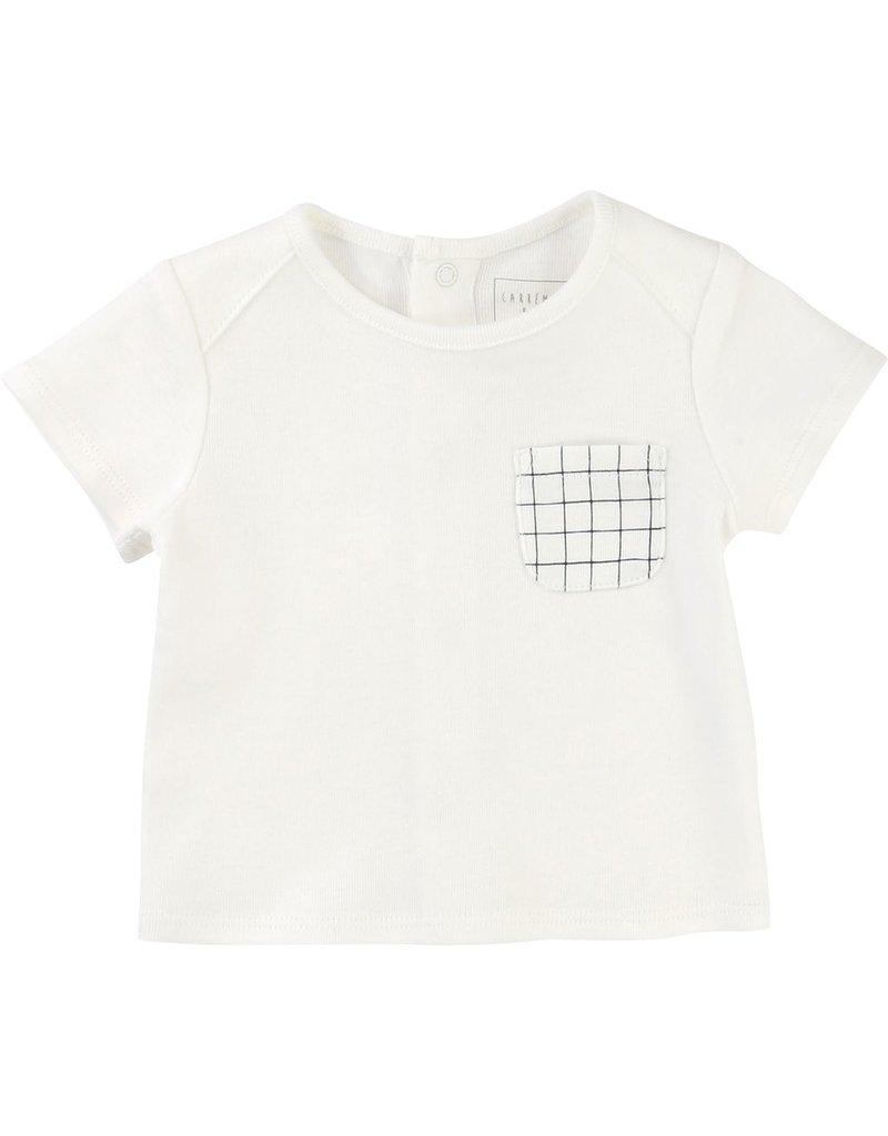 Carrement Beau Carrement Beau Tee Shirt, patch pocket